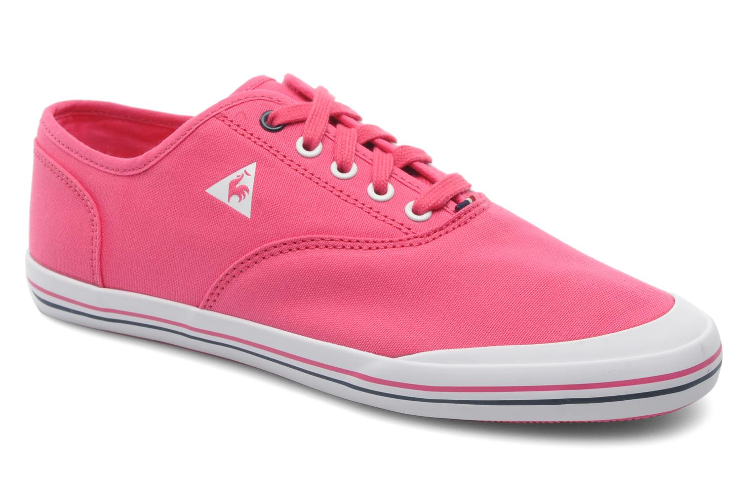 Trainers Le Coq Sportif Grandville Cvo W Pink detailed view/ Pair view